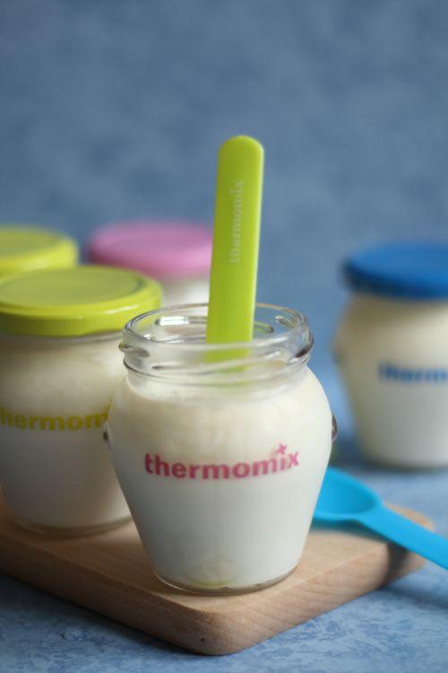 Przepisy Thermomix. Jogurt naturalny.