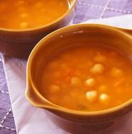 zupa ciecierzyca thermomix