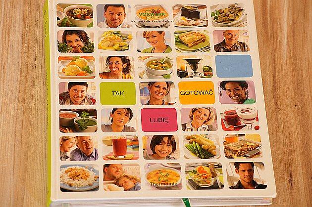 książka Tak lubię gotować