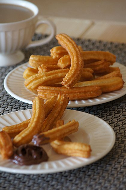 thermomix churros