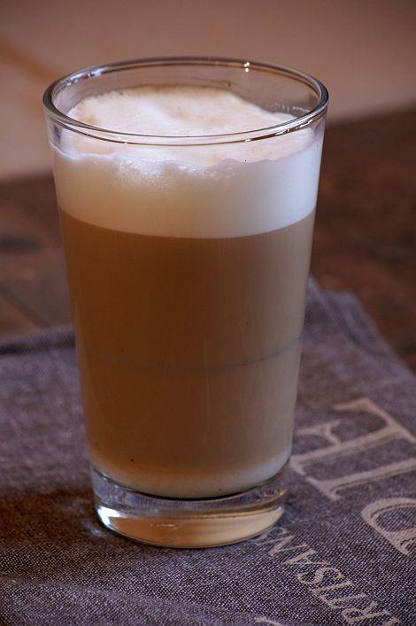 Thermomix przepisy. Kawa latte