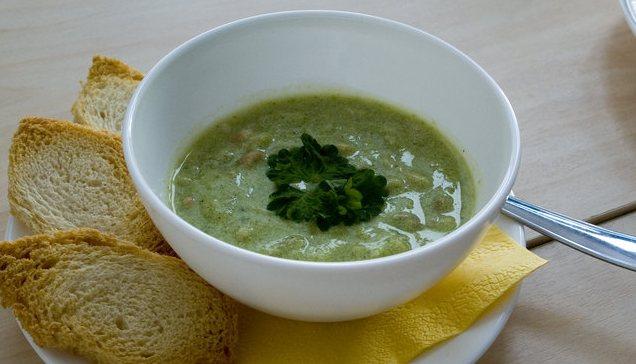 Zupa Krem Z Brokulow Thermomix Przepisy