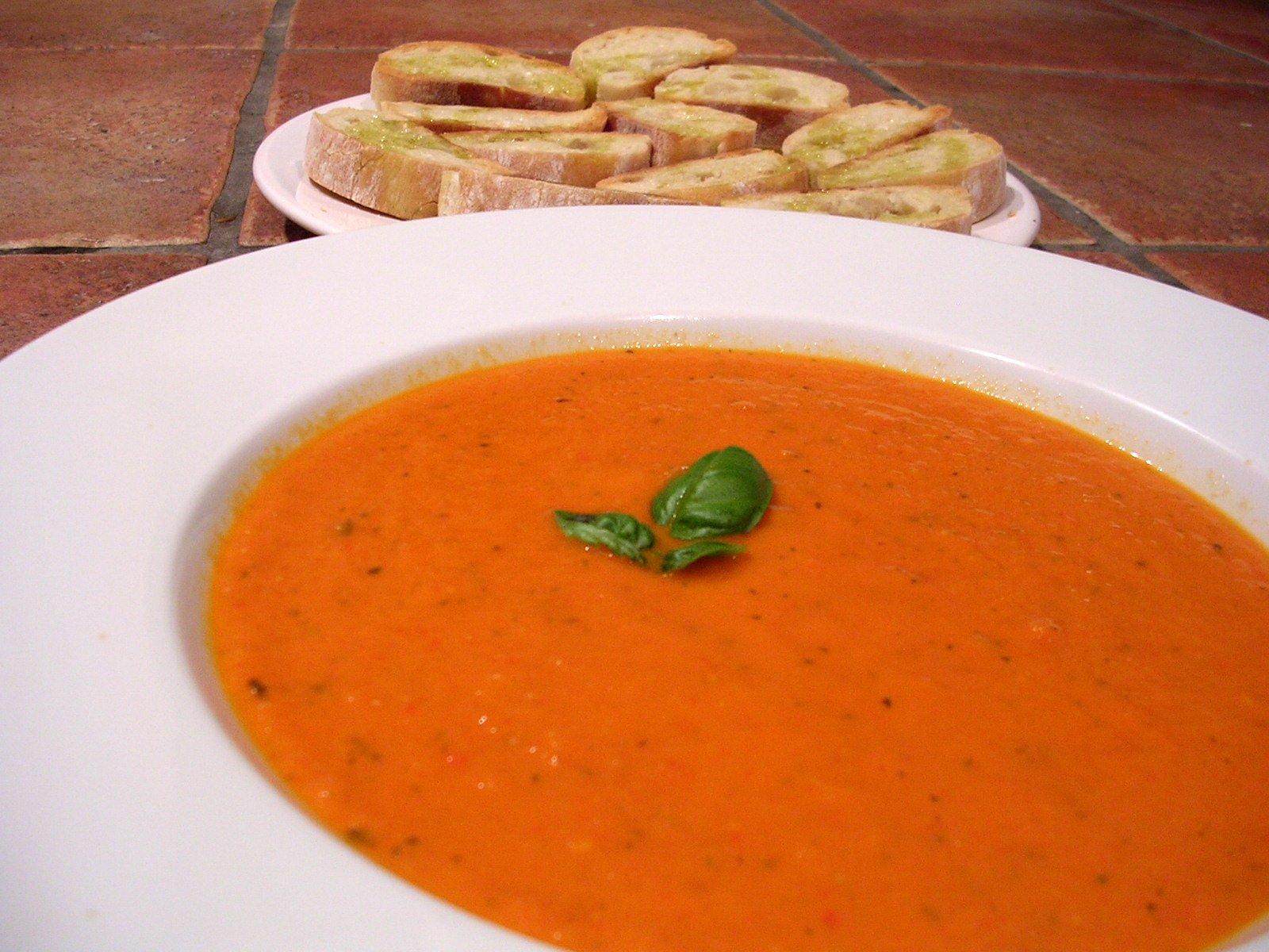 Zupa Krem Z Papryki Thermomix Przepisy