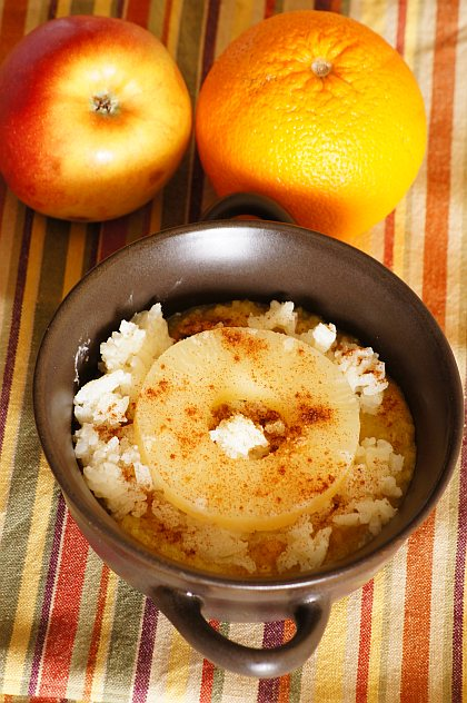 ryż z jabłkami thermomix