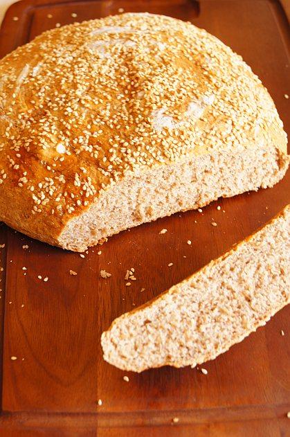 chleb pszenny thermomix