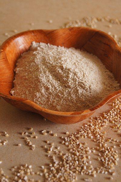 mąka jęczmienna thermomix