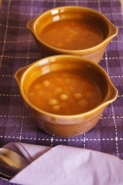 zupa ciecierzyca