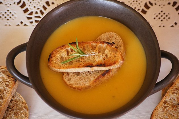 Zupa Krem Z Pieczonej Papryki Thermomix Przepisy