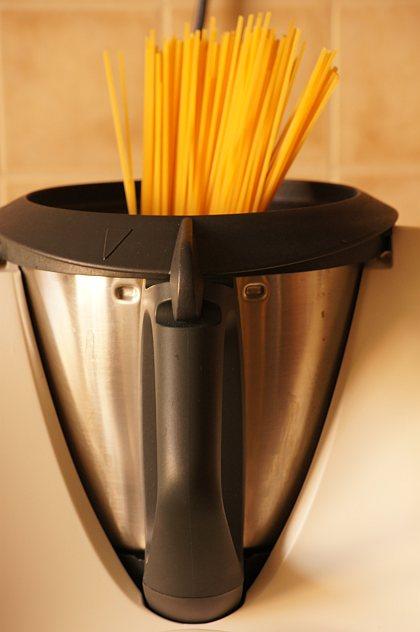 thermomix spaghetti