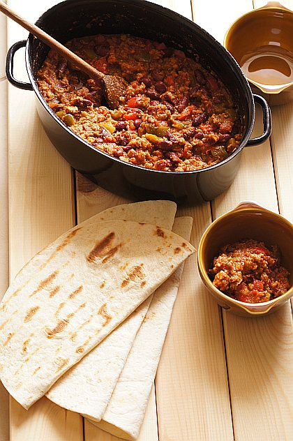 thermomix chili con carne