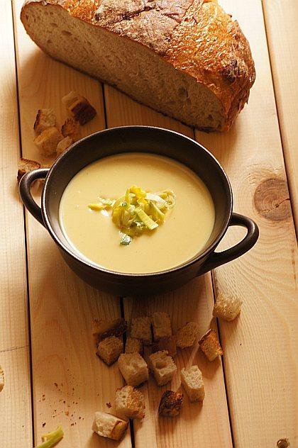 zupa porowa thermomix