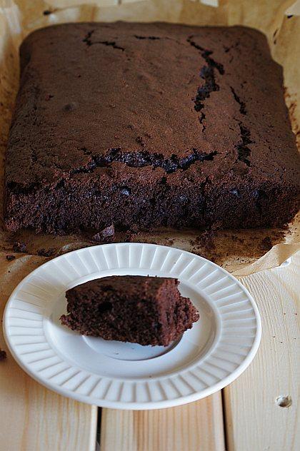 ciasto czekoladowo pomaranczwe thermomix