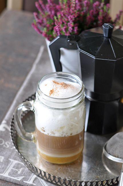 Thermomix przepisy. Dyniowe latte