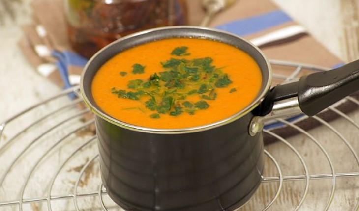 Zupa Pomidorowa Z Suszonymi Pomidorami Thermomix Przepisy
